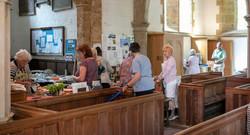 Church Teas at Pillerton