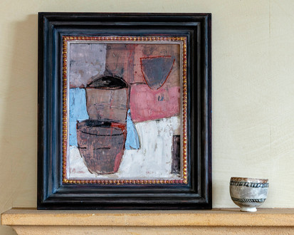 Still life with Three Objects