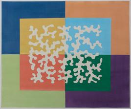 Composition VII, 2018.