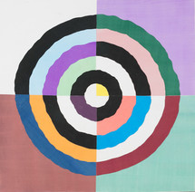 Composition XVII (Strange Target), 2019. £1,550