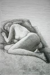 Charlbury Nude, 2007