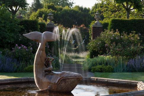 Farleigh House Garden