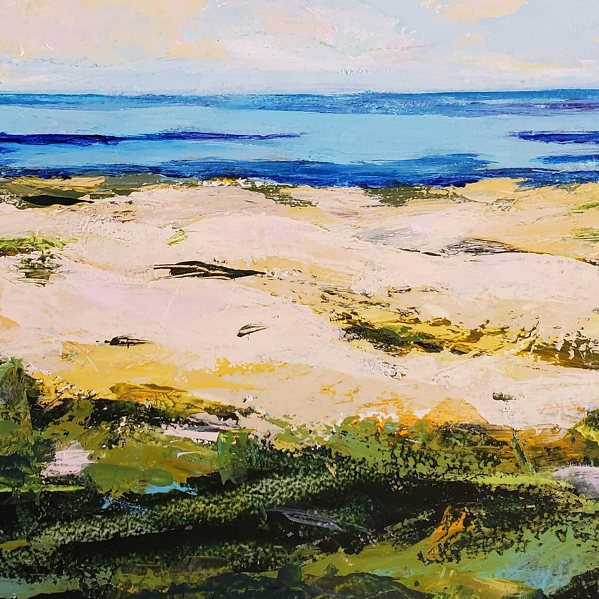 MEMOIR OF THE LANDSCAPE with Victoria Templeton, 2 Days: September 30 & October 1, 9 am- 3 pm