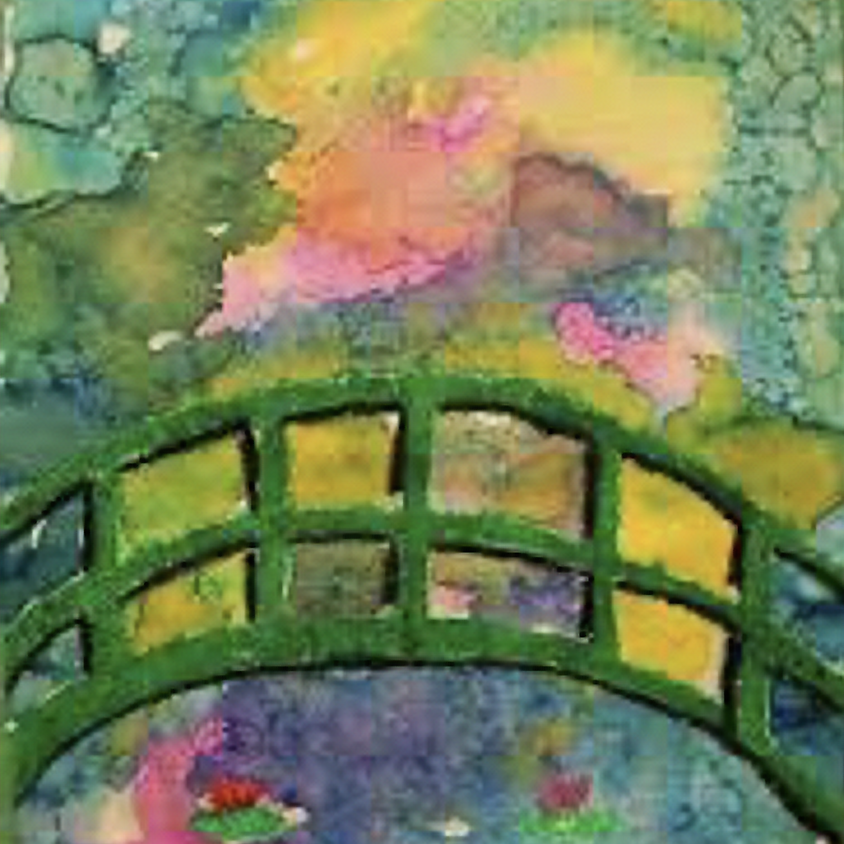 Take it Away with Monet with Jennifer Stratton / Ages 6-12
