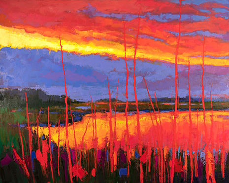 Red Reeds 1