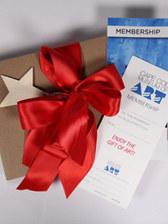 Museum Membership Gift Cards!