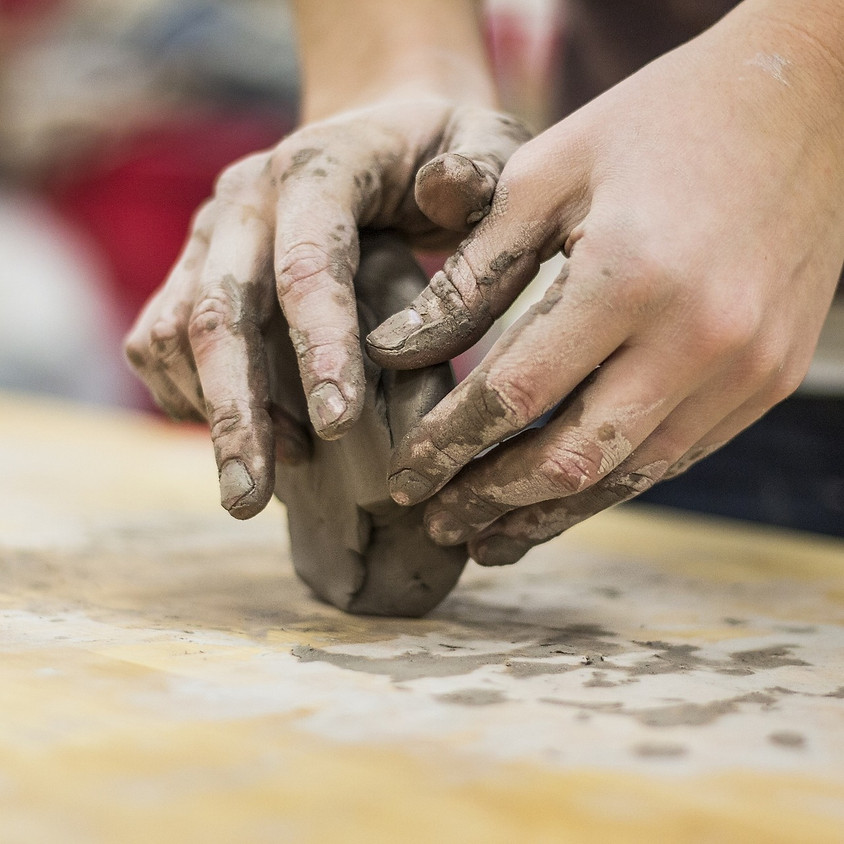 Pottery (Ages 12 & Up) CLAY FEST with Jenn Reed