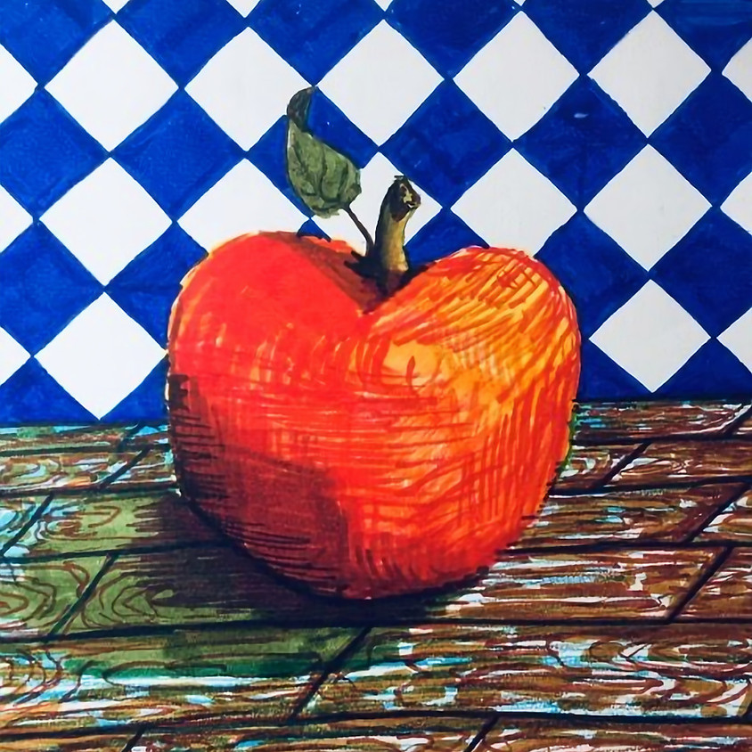 Art Classes on Zoom for 13 to 18 Year Olds - February School Vacation Week