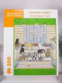 Edward Gorey Puzzle