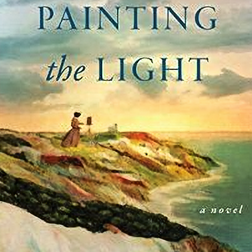 """Purchase the Book """"Painting The Light"""" by Sally Gunning"""