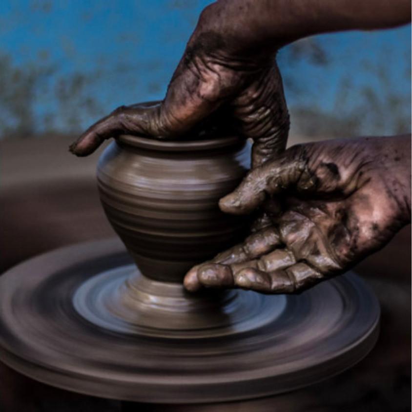 Pottery with Nat Doane - Fridays, January 8 - February 26, 2021