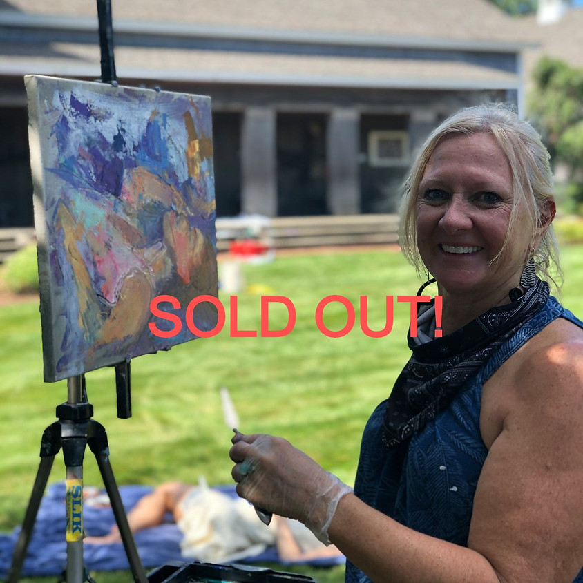 Good Vibrations! Explore Color with Susan Overstreet - SOLD OUT
