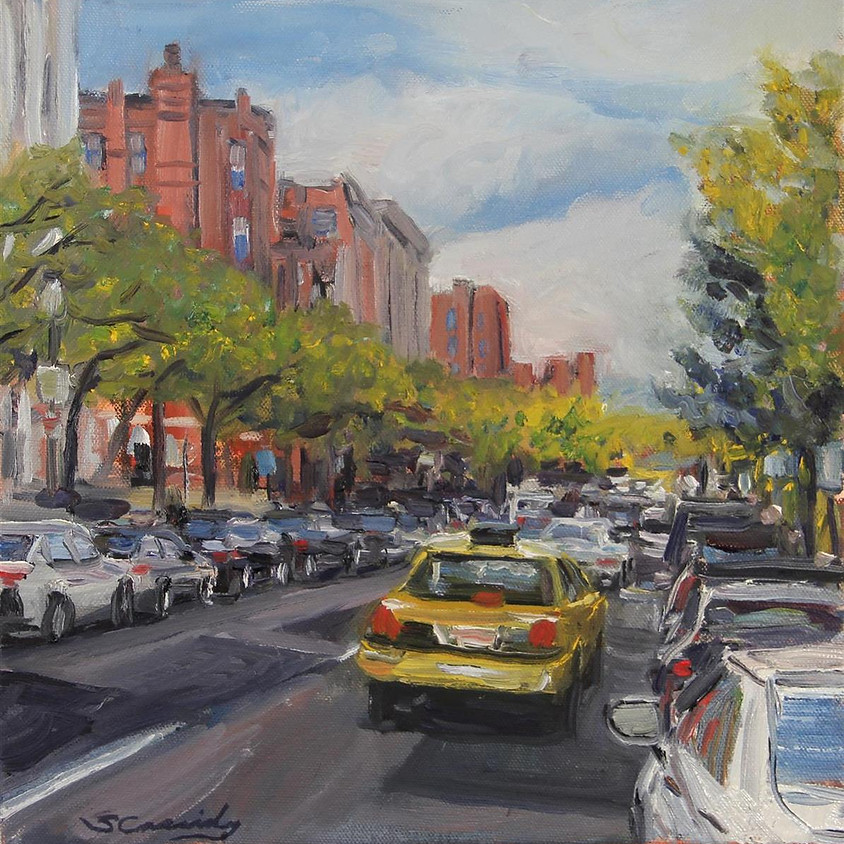One on One Oil Painting with Sean Cassidy - on Zoom - May 20 to June 24, 9:30 am-12:30 pm