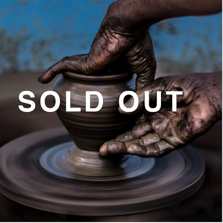 Pottery with Nat Doane - Fridays, October 16 - December 4  SOLD OUT