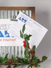 CCMoA Gift Certificate
