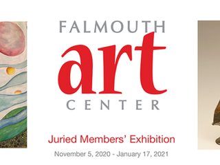 Falmouth Art Center Juried Members' Exhibition