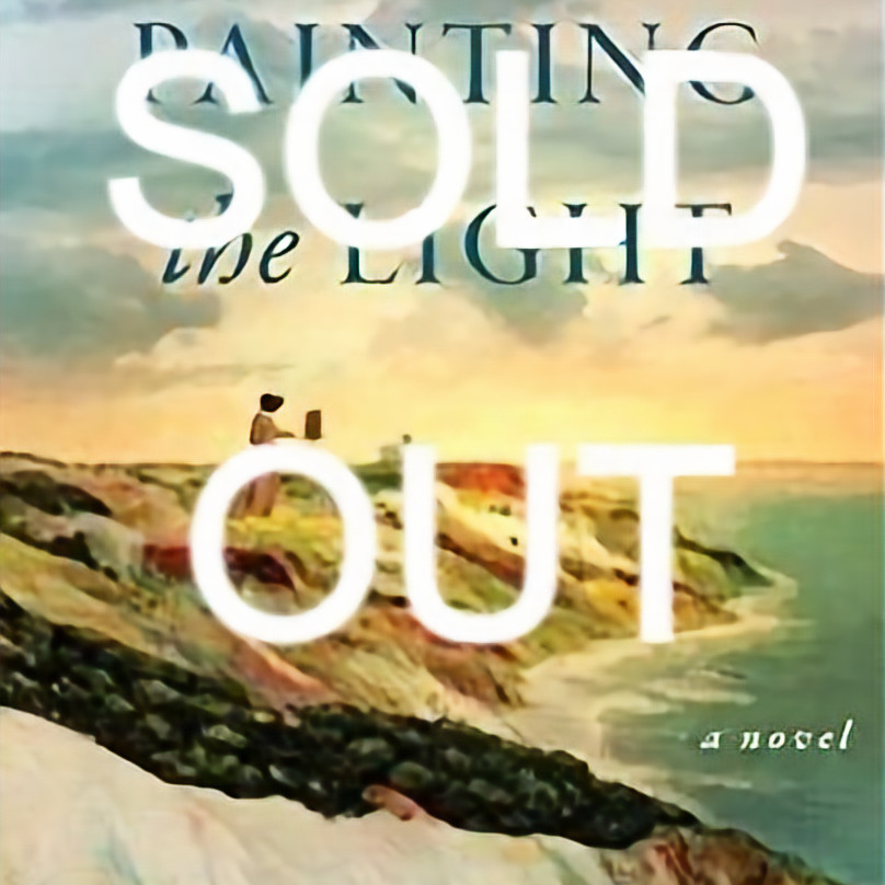 """SOLD OUT """"Painting The Light"""" by Sally Gunning - Author Talk, Q& A and Book Signing"""