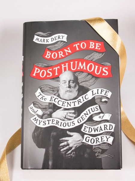 Born to be Posthumous by Mark Dery