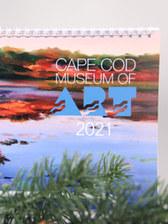 Cape Cod Museum of Art 2021 Calendar