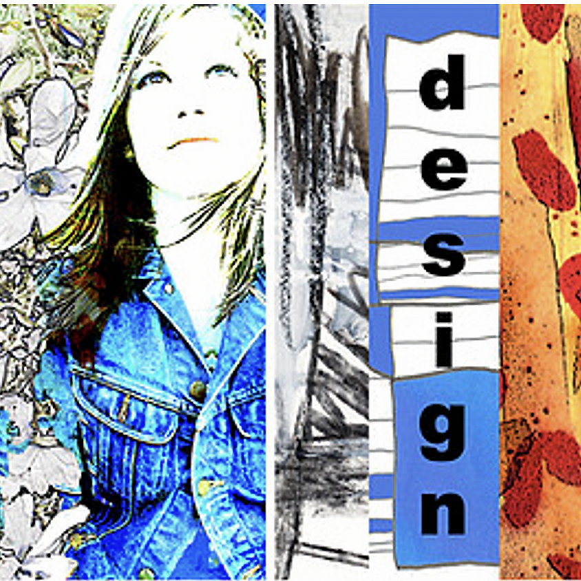 Dynamic Design with Lauren Brading / Ages 10 - 16