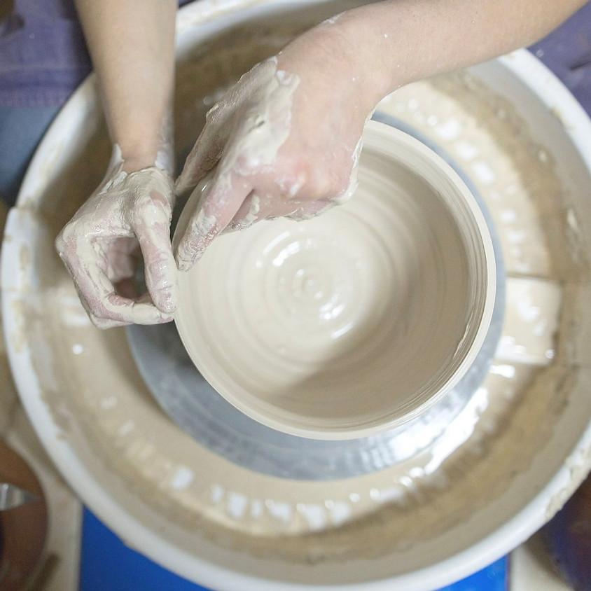 Pottery with Nat Doane - Thursdays January 7- February 25 (8 sessions)
