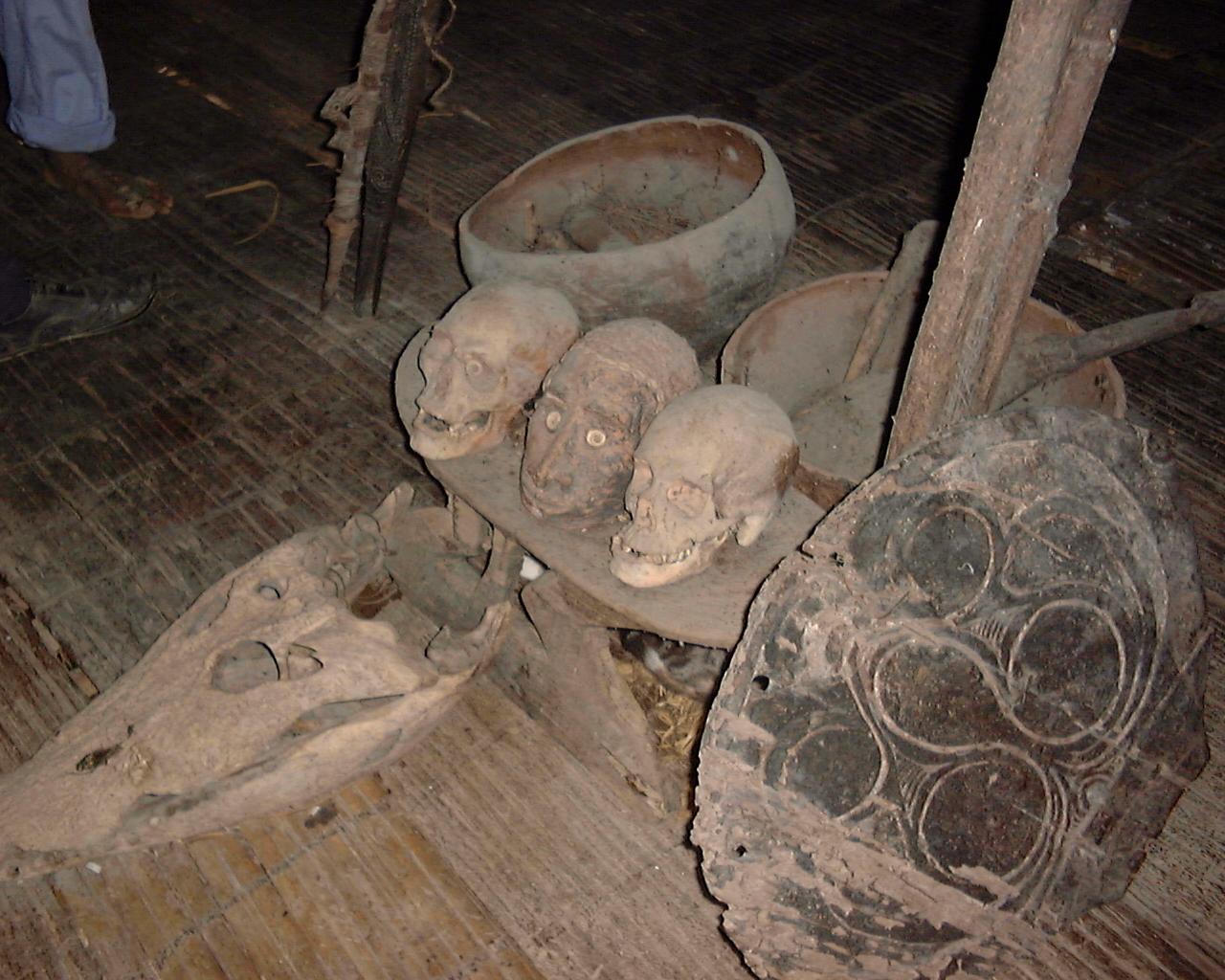 Sepik Carving