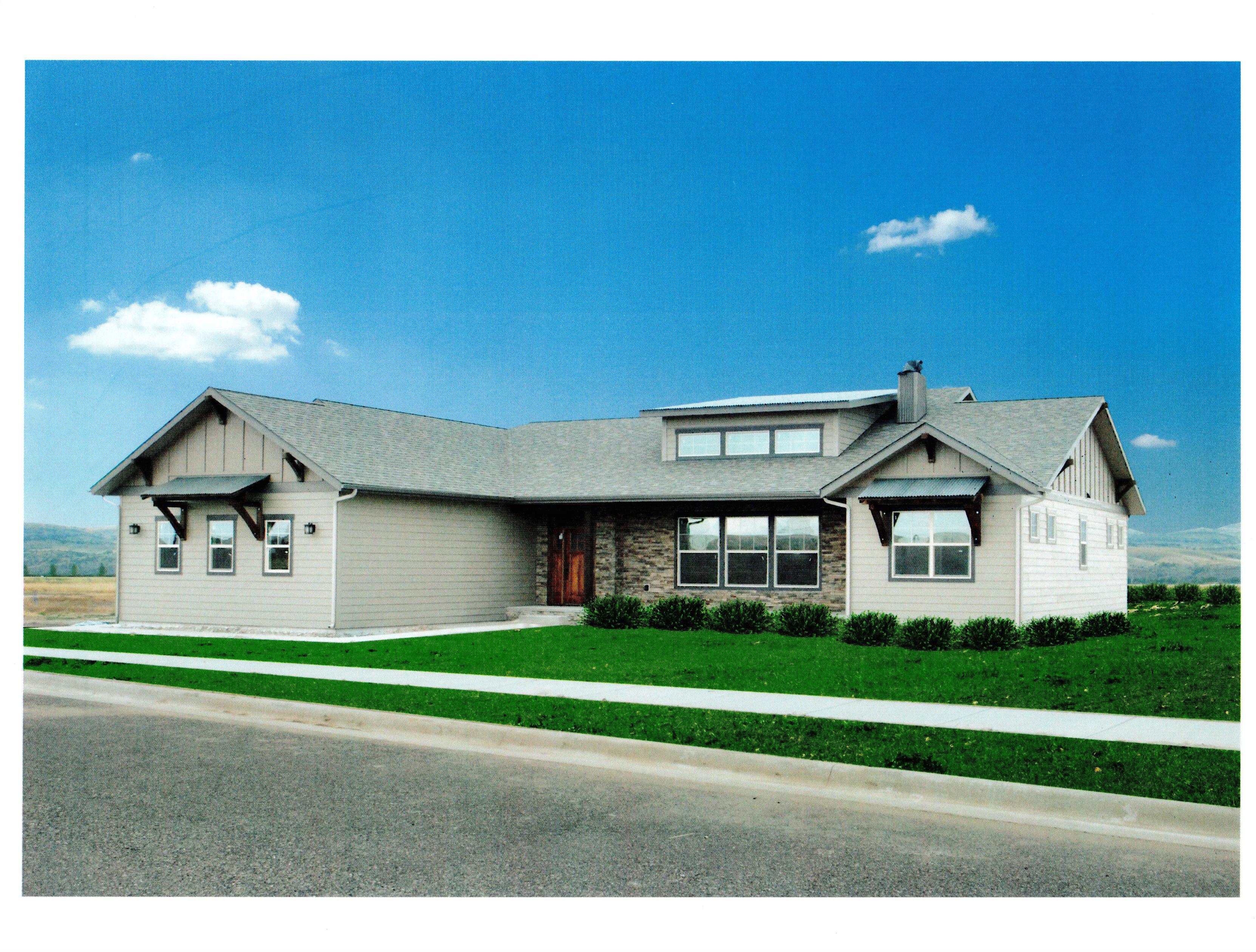 Pioneer Homes -Wynstone Model