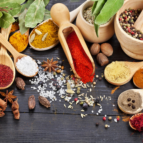 4 Shockingly Healthy Fall Spices