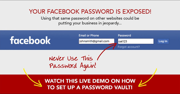 Are You Using Your Exposed Facebook Password To Access Your