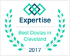 So thankful and honored to have been included in the Expertise.com 2017 list of best Doulas for Clev