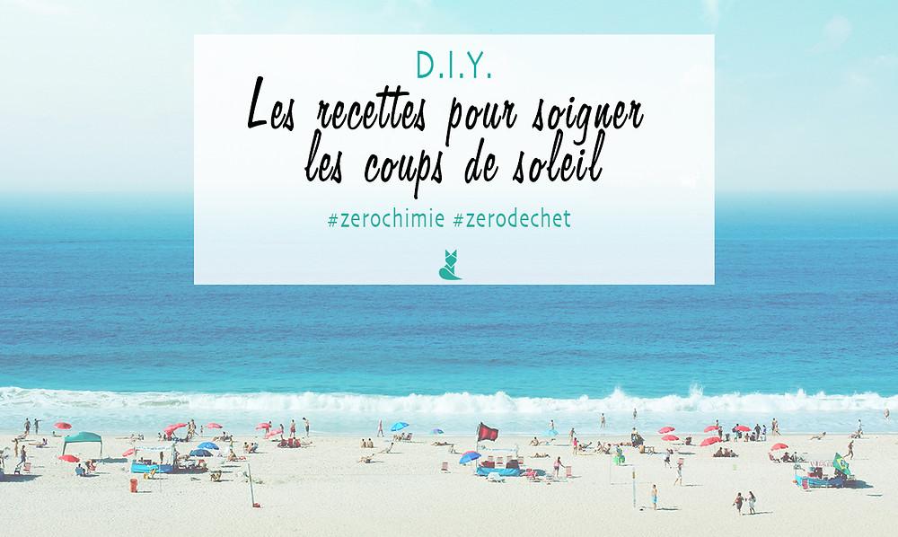 do it yourself coups de soleil zero dechet