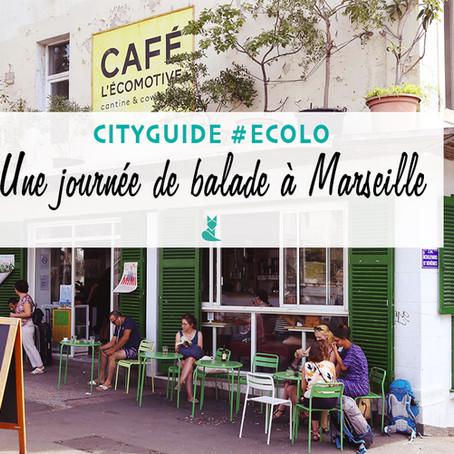 Cityguide #ecolo : Une journée découverte de Marseille ☀️
