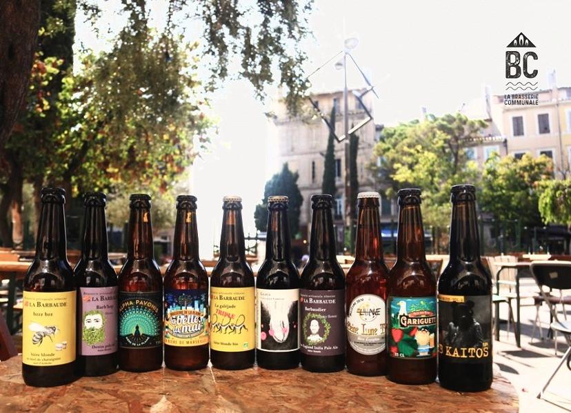 brasserie communale biere artisanale marseille tookki restaurant responsable