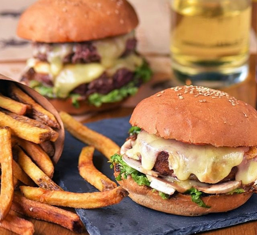 yabio restaurant lyon burger bio local tookki