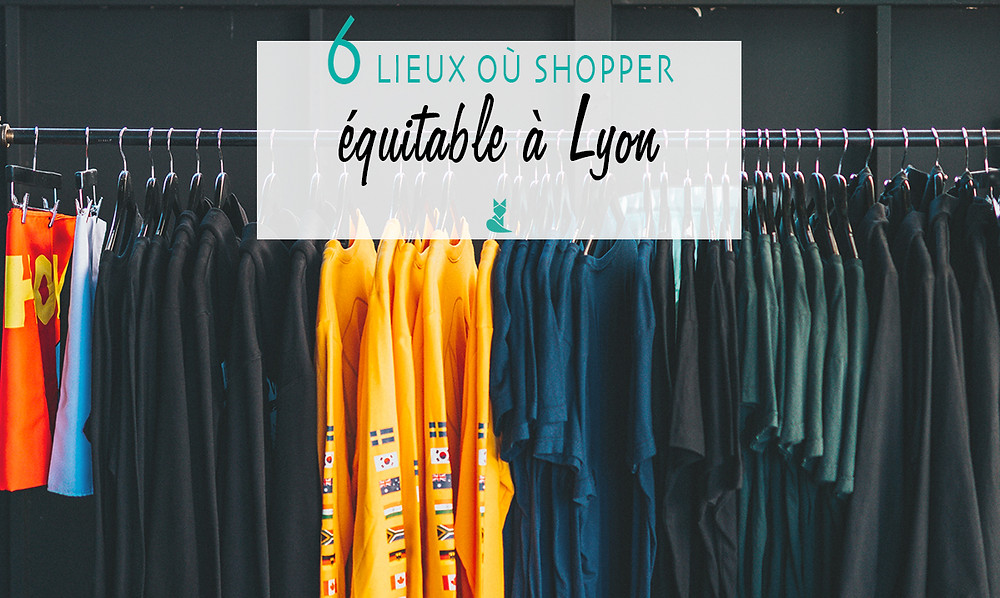 six adresses shopping ethique equitable lyon tookki
