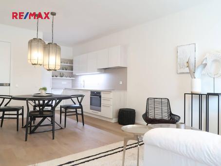 3 krásné zařízené byty k pronájmu