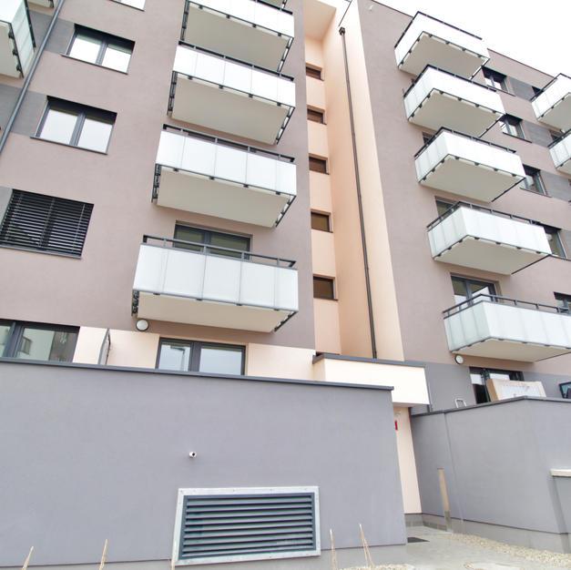 pronájem bytu v moderní novostavbě v Hodkovičkách
