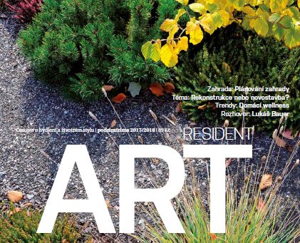 Časopis Resident Art ke stažení zdarma