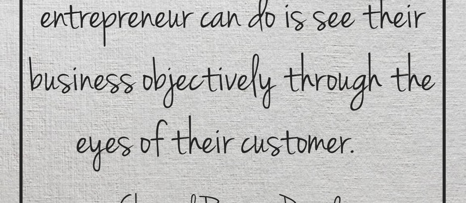See It Through Your Customers Eyes!