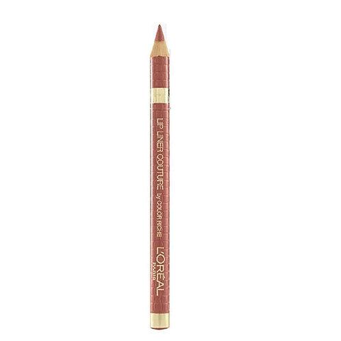 L'Oreal Color Riche Couture Lip Liner - 630 Beige a Nu