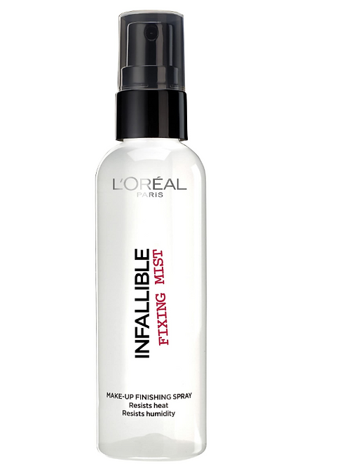 L'Oreal Infallible Fixing Mist 100ml Makeup Finishing Spray