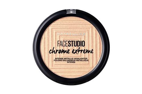Maybelline Face Studio Chrome Extreme Highlighter - 300 Sandston Shimmer