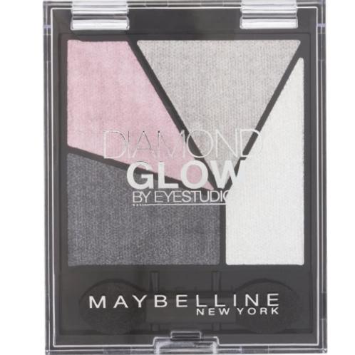 Maybelline Diamond Glow Eyeshadow - 04 Grey Pink Drama