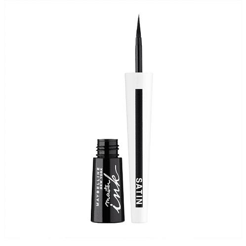 Maybelline Master Ink Liquid Eyeliner- Satin 01 Luminous Black