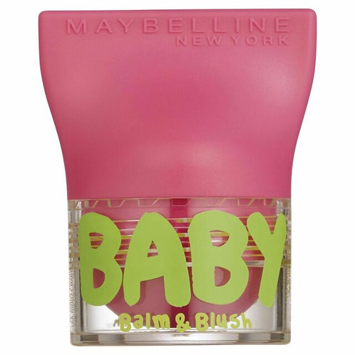 Maybelline Baby Lips Balm & Blush - 02 Flirty Pink
