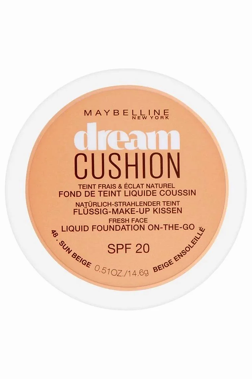 Maybelline Dream Cushion Foundation - 48 Sun Beige