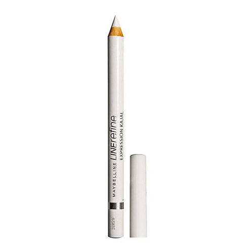 Maybelline Line Refine Expression Kajal Waterproof Eyeliner - 35 White