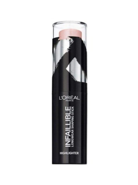 L'Oreal Infallible Longwear Shaping Stick Highlighter - 503 Slay In Rose