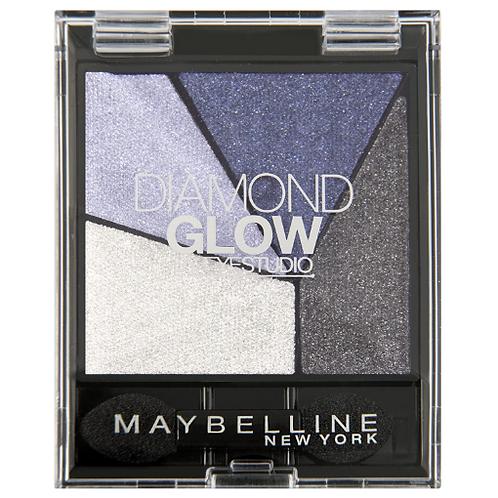 Maybelline Diamond Glow Eyeshadow - 03 Blue Drama