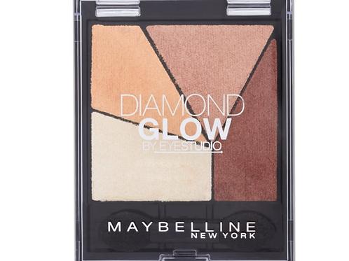 Maybelline Diamond Glow Eyeshadow - 02 Coral Drama